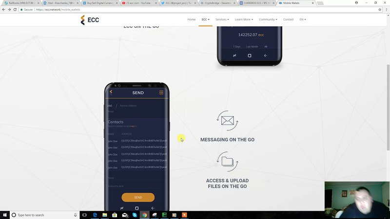 ECC Coin Review- Crypto Currency