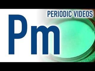 Promethium (new) - Periodic Table of Videos