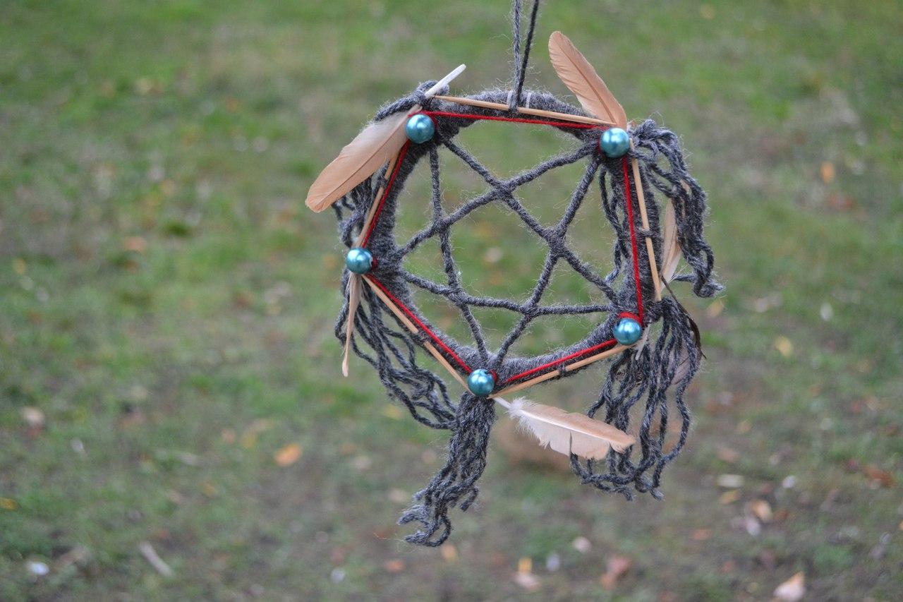 Талисманы и амулеты из перьев, дерева ( веточек, камней и т.д.). Ведьмина лестница. Магнит удачи. AmmpUdkSE6k