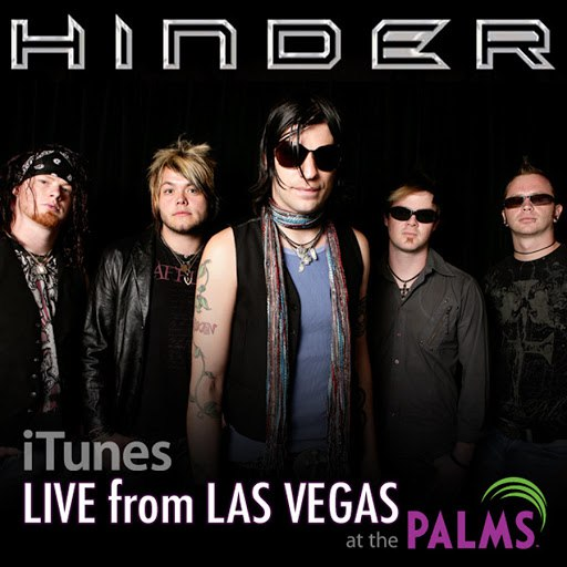 Hinder альбом iTunes Live from Las Vegas at The Palms