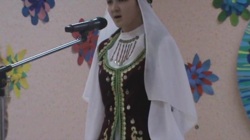Гилемханова Зарима
