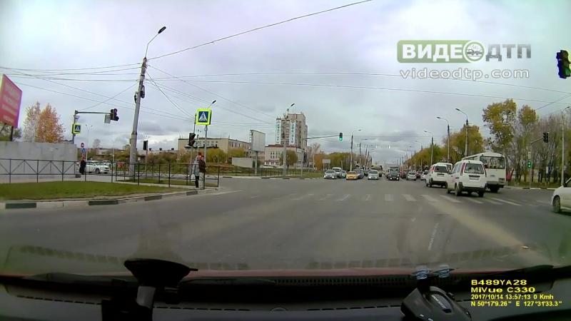 ДТП Калинина - Тенистая | ДТП авария