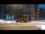 Как Одинцовские коммунальщики изо всех сил борются с обильными снегопадами