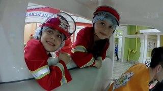 Кидбург в Симферополе Первый детский город Профессий в Крыму.