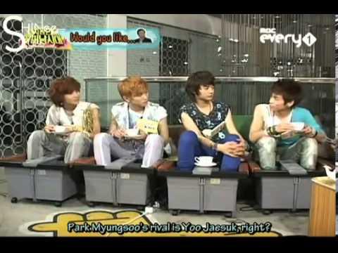 Shinee Flower Boy Generation ep 1 part 3 eng sub