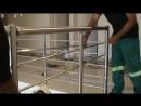 Как происходит процесс установки перил и ограждений