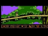 Lion King (Jungle Book Hack)-Gameplay.Dendy NES