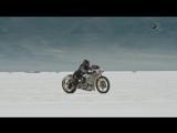 Бонни: Русский рекорд на соляном озере на