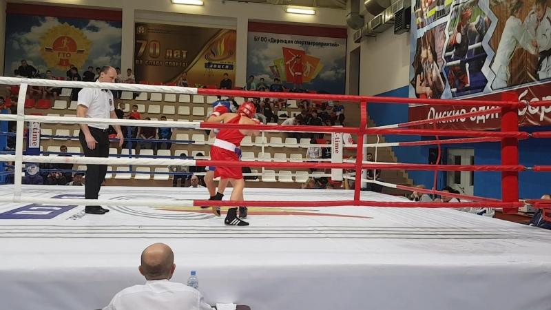 Первенство СФО по боксу г Омск 1 ый день