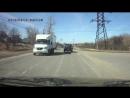 Слепошарый на дороге чуть не убил меня