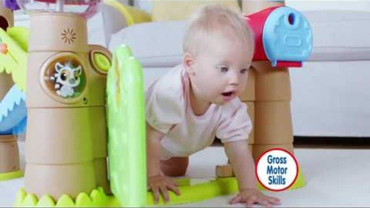 Little Tikes Activity Garden SAFARI 640964 - Krasnal sklep