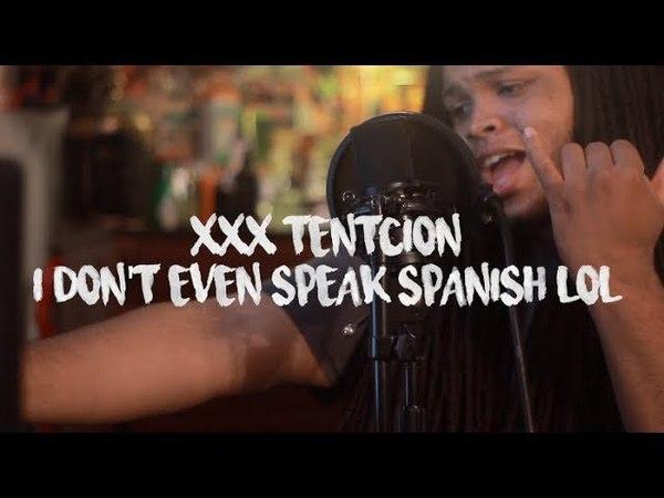 XXXTENTACION - I dont even speak spanish lol (Kid Travis Cover Feat. @RalphLarenzo)