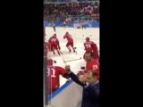 Победа Хоккей сборная Россия и Германия глазами очевидцев [Нетипичная Махачкала]