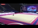 Александра Солдатова - мяч (многоборье) Гран-при Холон 2018