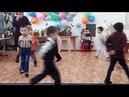 Танец мальчиков средней группы