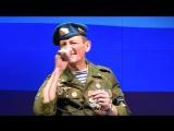 Владимир Пухов на юбилейном концерте Валерия Петряева.