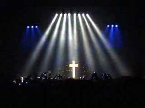 Justice Live in Paris 2007