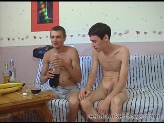 Alcoholic fuck (русское порно)