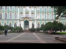 Фонтанчик западного крыла здания Зимнего дворца в Спб 08 09 17г