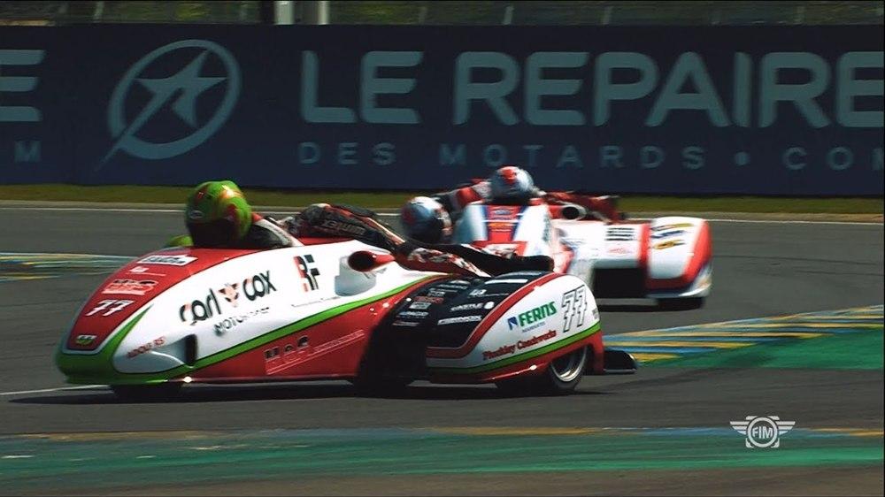 Чемпионат мира FIM Sidecar 2018. Этапы 1, 2 в Словакии и Франции (видео)