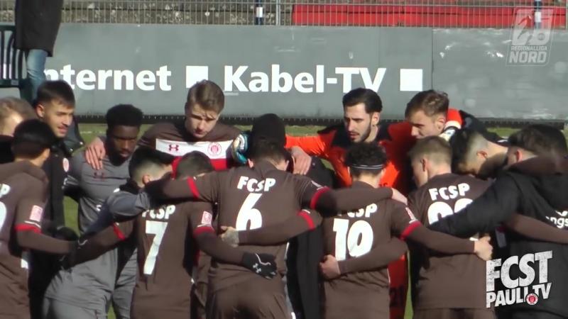 FC St. Pauli U23 - Hamburger SV U21 - 1-1 (0-1)