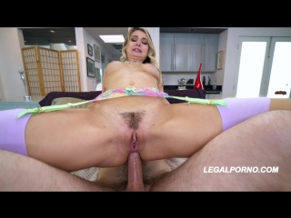 One man's fail is another's fortune natalia starr gets nailed in the ass by one man for now anal, gape, lingerie