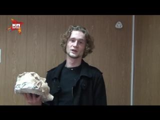 В Петербурге вандал отломал голову статуе за дерзкий взгляд