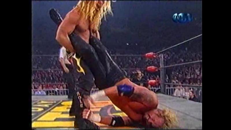 Титаны реслинга на ТНТ и СТС WCW Nitro (October 19, 1998)