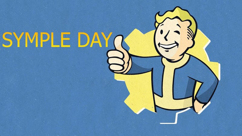 Fallout 3 simple day
