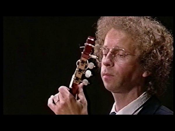 Göran Söllscher Recital in Japan 1990 Movie Live