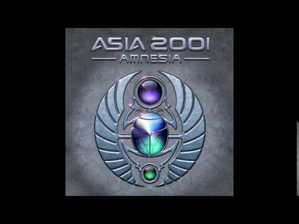 Asia 2001 - Vertige (Goa Gil Burning Man Mix)