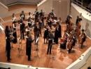 Mozart Concierto para Clarinete en La I Allegro Wenzel Fuchs clarinete Camerata Aragón