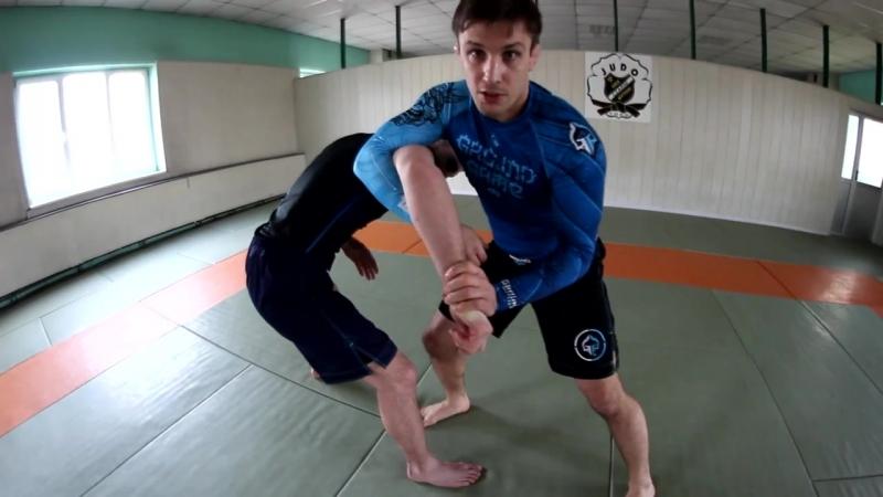 Bjf Judo NO GI 6 Udegarami Kimura z Obitori Gaeshi