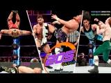 [Wrestling Ukraine]Highlights]WWE 205 Live 20 February 2018]Обзор]21/02/18]