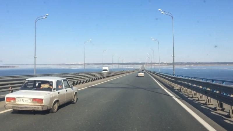 Волга, Ульяновск