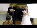 Отрывок из произведения И.С.Тургенева Провинциалка- читают Ольга Верина и Александр Гришин.