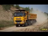 New TATRA Phoenix 510 Euro 6 10x10 work machine - test drive
