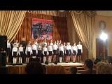 Комсомольская путёвка - образцовый вокальный ансамбль Карнавал