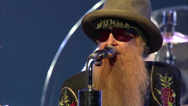 ZZ Top - Gimme All Your Lovin (Live At Montreux )