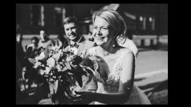 Это был незабываемый день)) Наша свадьба