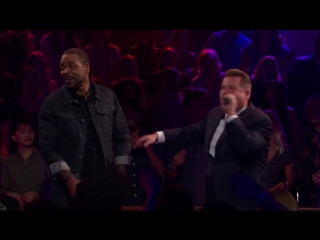 Method Man vs James Corden @ Drop the Mic