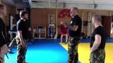 МАКО СЕМИНАР 24.05.13 Арсен Меликджанян Киев тренировка инструкторов