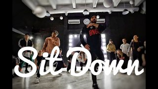 Kent Jones - Sit Down | Koutieba & Daria collaboration Choreography