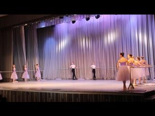 2018.04.15 БКЗ Филармонии - 01 02 Первые шаги и классический станок