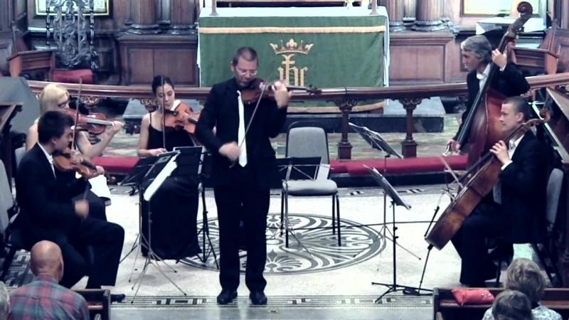 N. Paganini. Campanella - Sergey Didorenko, Chamber Philharmonia Cologne