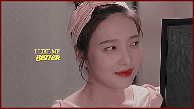 I like me better when I'm with you [The Great Seducer]