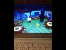 Я играю в Губку Боба.