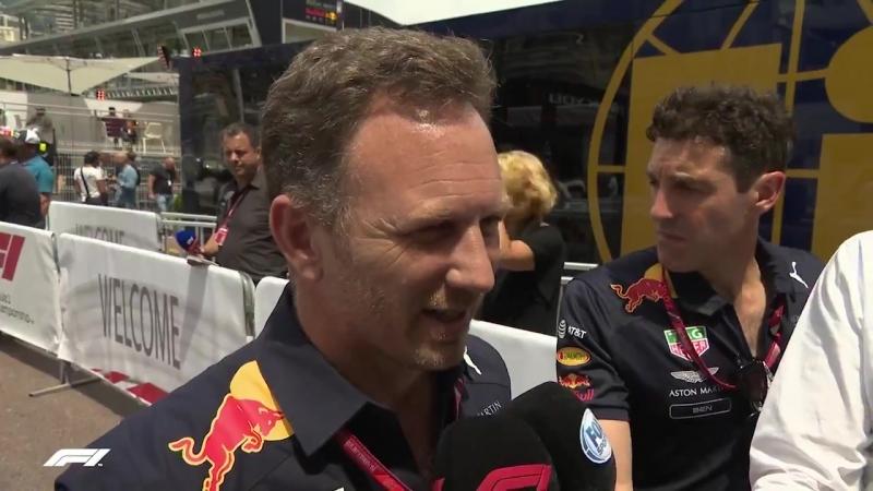 Monaco 2018: Red Bull boss Horner on team's 250th race