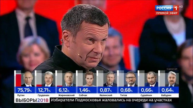 Жириновский про электорат Собчак Новый скандал