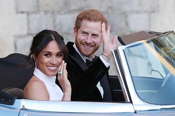 """Меган Маркл и принц Гарри проведут медовый месяц в """"самом скучном"""" месте в мире"""
